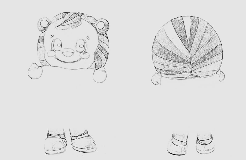 レノ丸の衣装をみんなで考えよう!