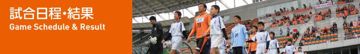 試合日程・結果2013