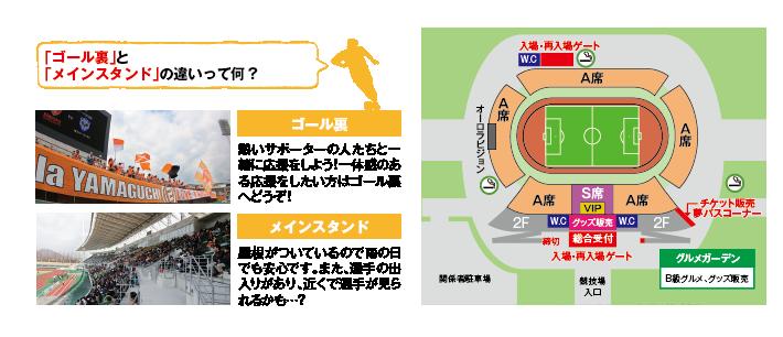 観戦ガイド_維新百年記念公園-陸上競技場マップ