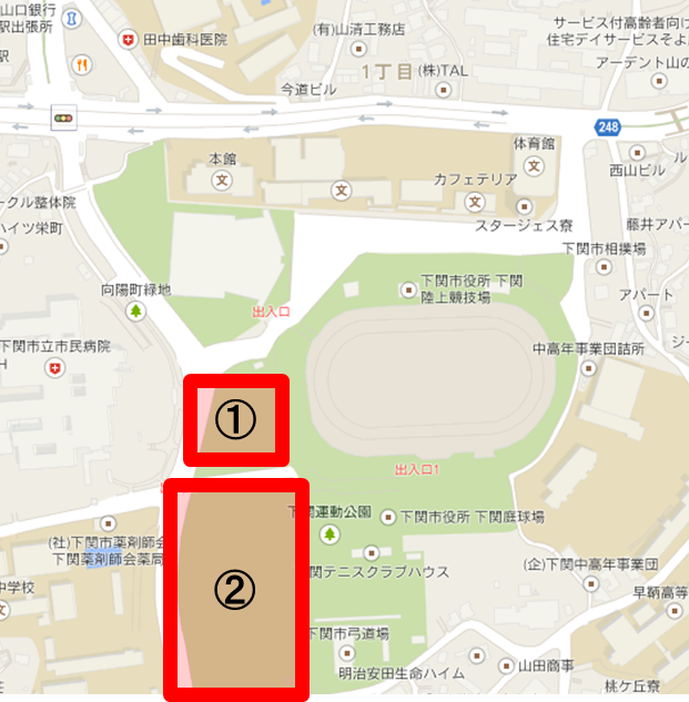 下関駐車場