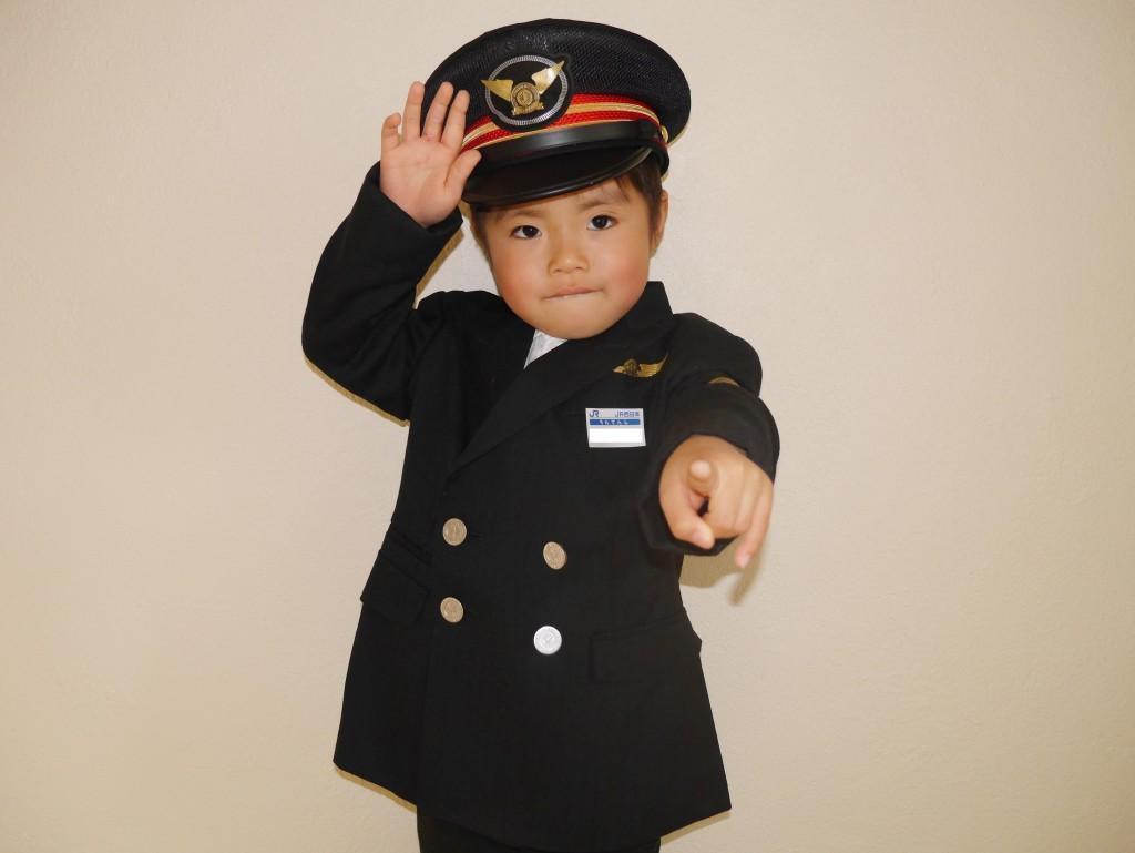 子ども制服写真 (NXPowerLite)