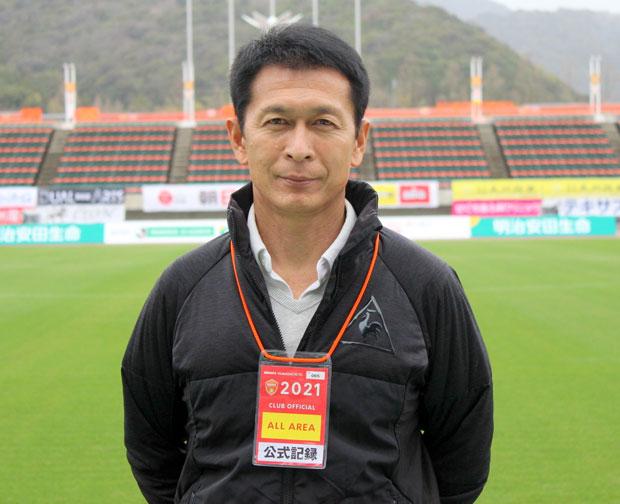 第5回/ 河村邦俊さん(レノファ山口FC公式記録員/元選手)
